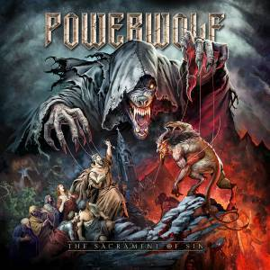 Cover - Powerwolf: Sacrament Of Sin, The