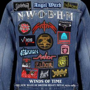 Cover - Demon Pact: Winds Of Time: The New Wave Of British Heavy Metal 1979-1985
