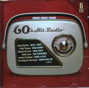 Cover - Mike Berry & The Outlaws: 60's Hit Radio Vol. 6