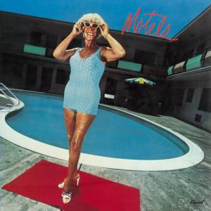 Cover - Motels, The: Motels, The