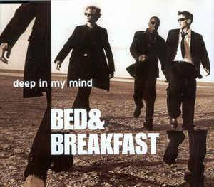 Cover - Bed & Breakfast: Deep In My Mind