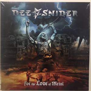 Cover - Dee Snider: For The Love Of Metal