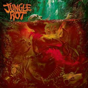 Jungle Rot: Jungle Rot (2018) - Cover