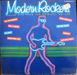 Cover - Jags, The: Modern Rockers