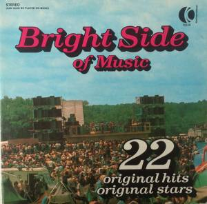 Cover - Wayne Newton: Bright Side Of Music