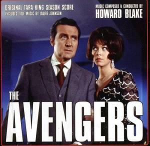 Cover - Howard Blake: Avengers - Tara King Season Score, The
