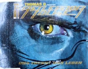 Thomas D: Uns Trennt Das Leben (Promo-Single-CD) - Bild 1