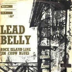 Cover - Leadbelly: Rock Island Line