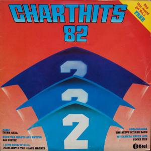 Charthits '82 Vol. 2 - Cover