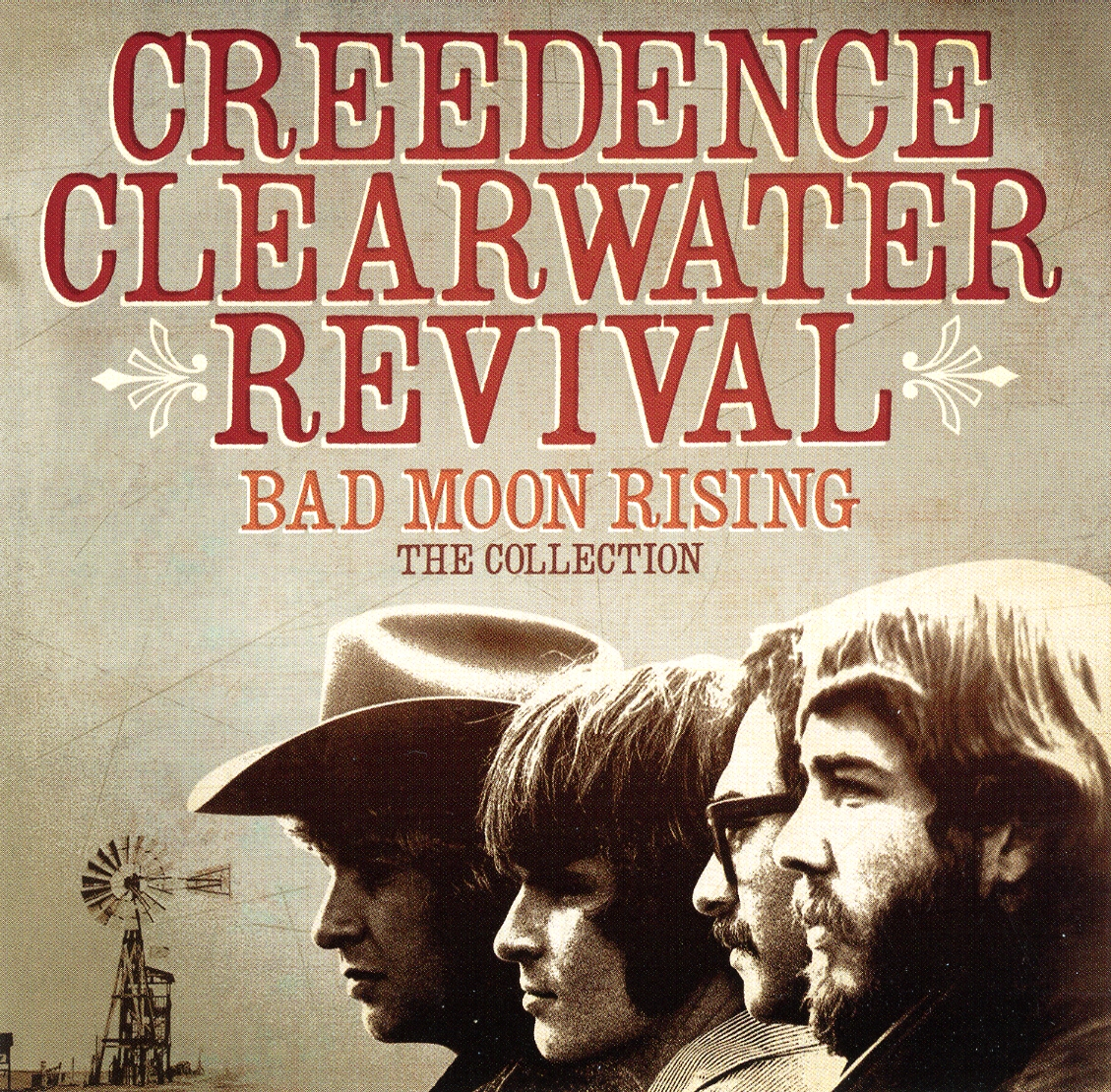 Bad Moon Rising   The Collection   CD Best Of von Creedence ...