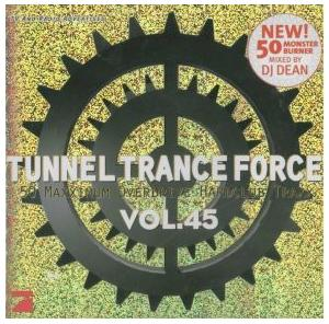 Tunnel Trance Force Vol. 45 - Cover