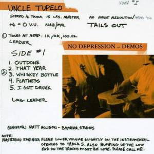 Uncle Tupelo: No Depression - Demos - Cover