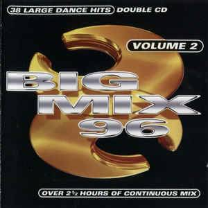 Cover - Reel 2 Real: Big Mix 96 Volume 2