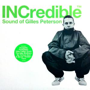Cover - Black Sun: Incredible Sound Of Gilles Peterson