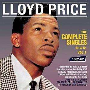 Cover - Lloyd Price: Complete Singles As & Bs 1952-62, The