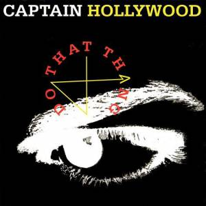 Cover - Captain Hollywood: Do That Thang
