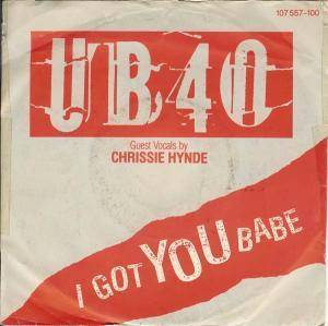"UB40: I Got You Babe (7"") - Bild 1"