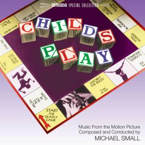 Michael Small: Child's Play / Firstborn (CD) - Bild 1