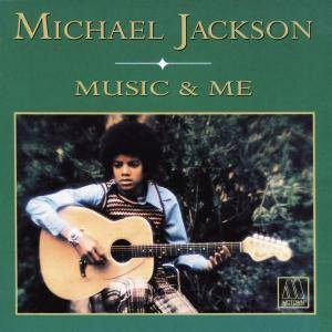 Michael Jackson: Music & Me - Cover