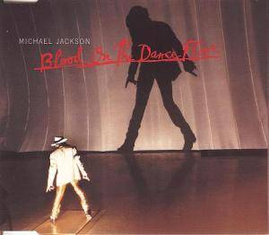 Michael Jackson: Blood On The Dance Floor - Cover