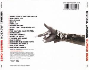 Michael Jackson: Number Ones (CD) - Bild 2