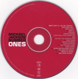 Michael Jackson: Number Ones (CD) - Bild 3