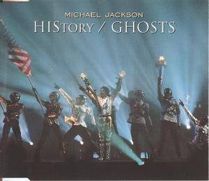 Michael Jackson: History / Ghosts - Cover