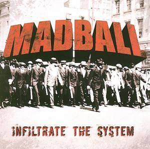 Cover - Madball: Infiltrate The System