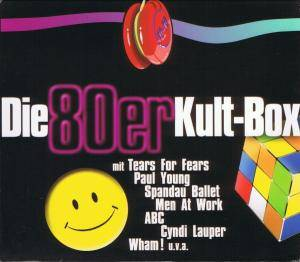 Cover - Roachford: 80er Kult-Box, Die