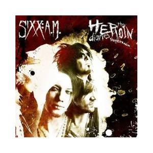 Sixx:A.M.: Heroin Diaries Soundtrack, The - Cover