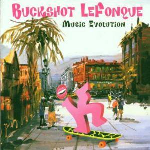Buckshot LeFonque: Music Evolution - Cover