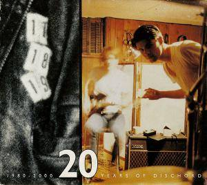 Cover - Q And Not U: 20 Years Of Dischord