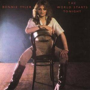 Cover - Bonnie Tyler: World Starts Tonight, The