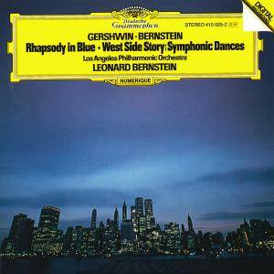 George Gershwin: Rhapsody In Blue - West Side Story - Symphonic Dances - Cover