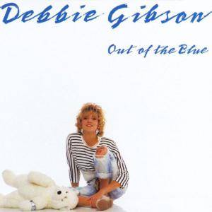 Cover - Debbie Gibson: Out Of The Blue