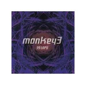 Monkey3: 39 Laps - Cover