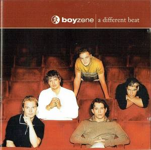Cover - Boyzone: Different Beat, A