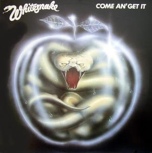 Whitesnake: Come An' Get It (1981) - Cover