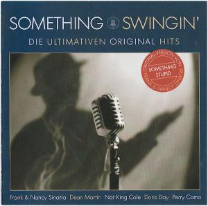 Something Swingin' - Die Ultimativen Original Hits - Cover