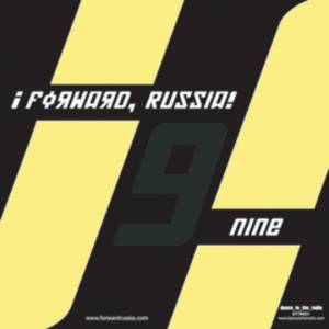 Cover - ¡Forward, Russia!: Nine / He Shoots Presidents