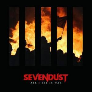 Sevendust: All I See Is War (LP) - Bild 1