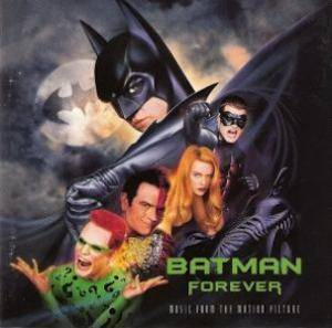 Cover - Michael Hutchence: Batman Forever - Music From The Motion Picture