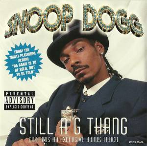 Cover - Snoop Dogg: Still A G Thang
