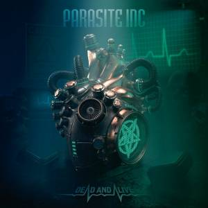 Parasite Inc.: Dead And Alive - Cover