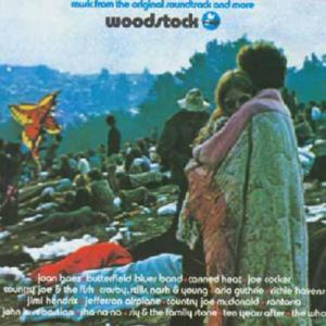 Woodstock - Cover