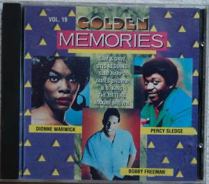 Cover - Joe Jeffrey Group: Golden Memories Vol. 19
