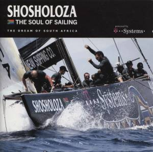 Cover - Aim Feat. Stephen Jones: Shosholoza The Soul Of Sailing