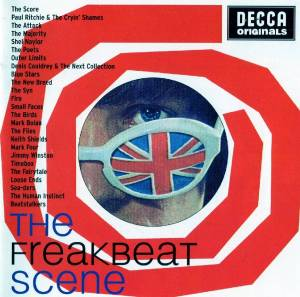 Cover - Fairytale, The: Freakbeat Scene, The
