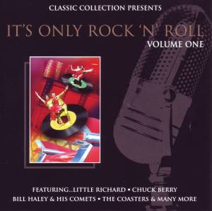 Cover - Merrill Moore: It's Only Rock 'n' Roll Volume One