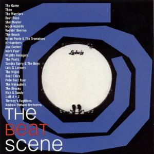 Cover - Poets, The: Beat Scene, The